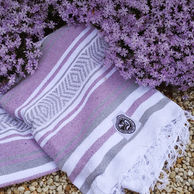 Lavanda Blanket | Happy Earth Apparel