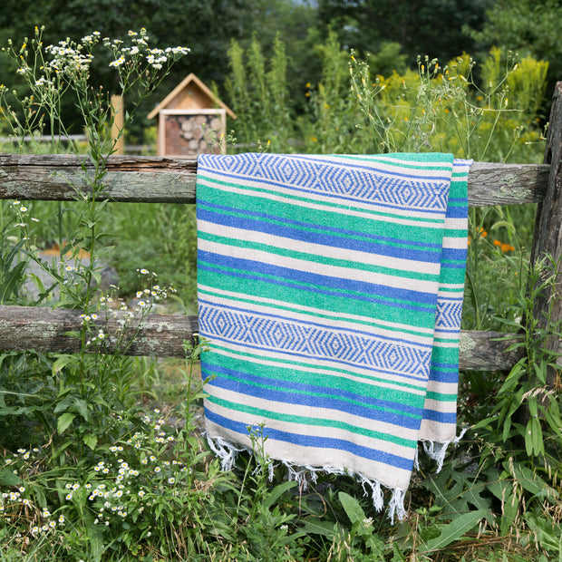 Chinampa Blanket | Happy Earth Apparel