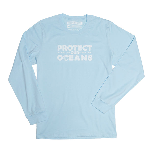 Protect Our Oceans - Happy Earth® Apparel