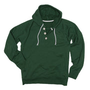 Amazonia Henley Hoodie | Happy Earth Apparel
