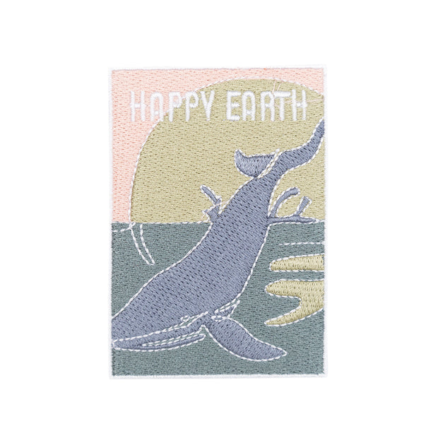 Whale Patch | Happy Earth Apparel