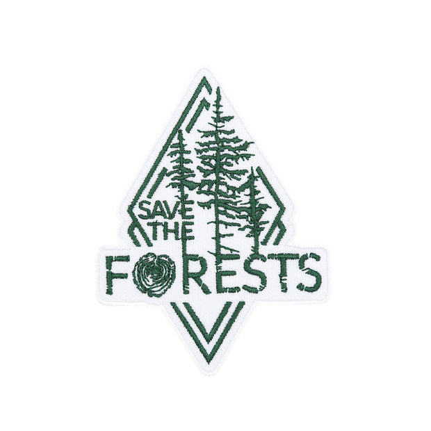 Save the Forests Patch | Happy Earth Apparel