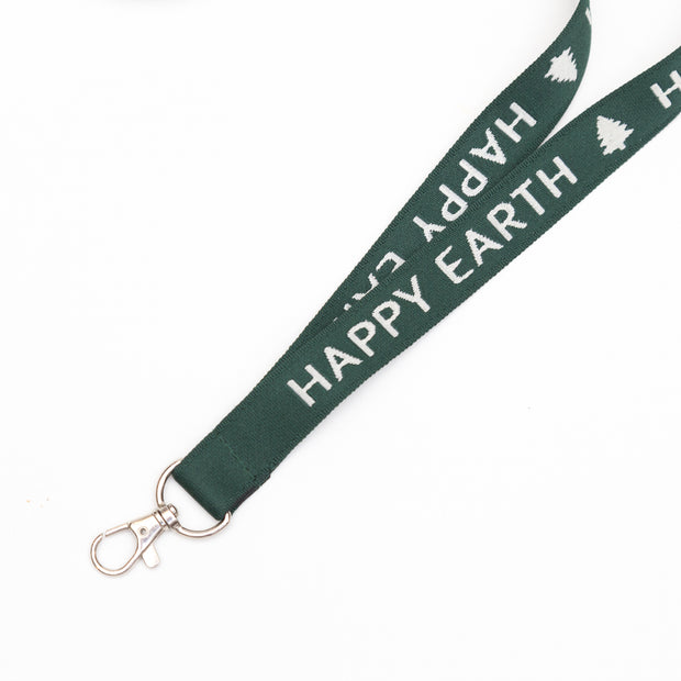 Happy Earth Lanyard - Happy Earth Apparel