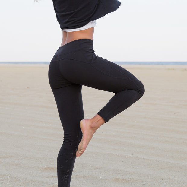O Ka Honua Plant-Based Performance Leggings