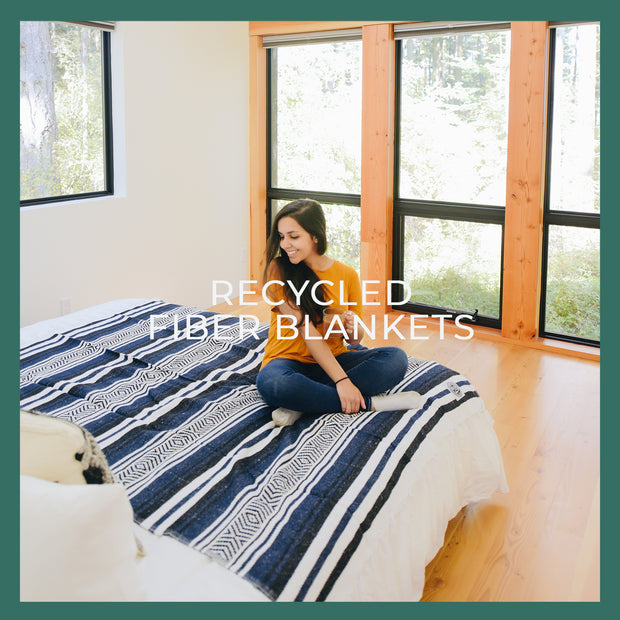 Recycled Fiber Blankets