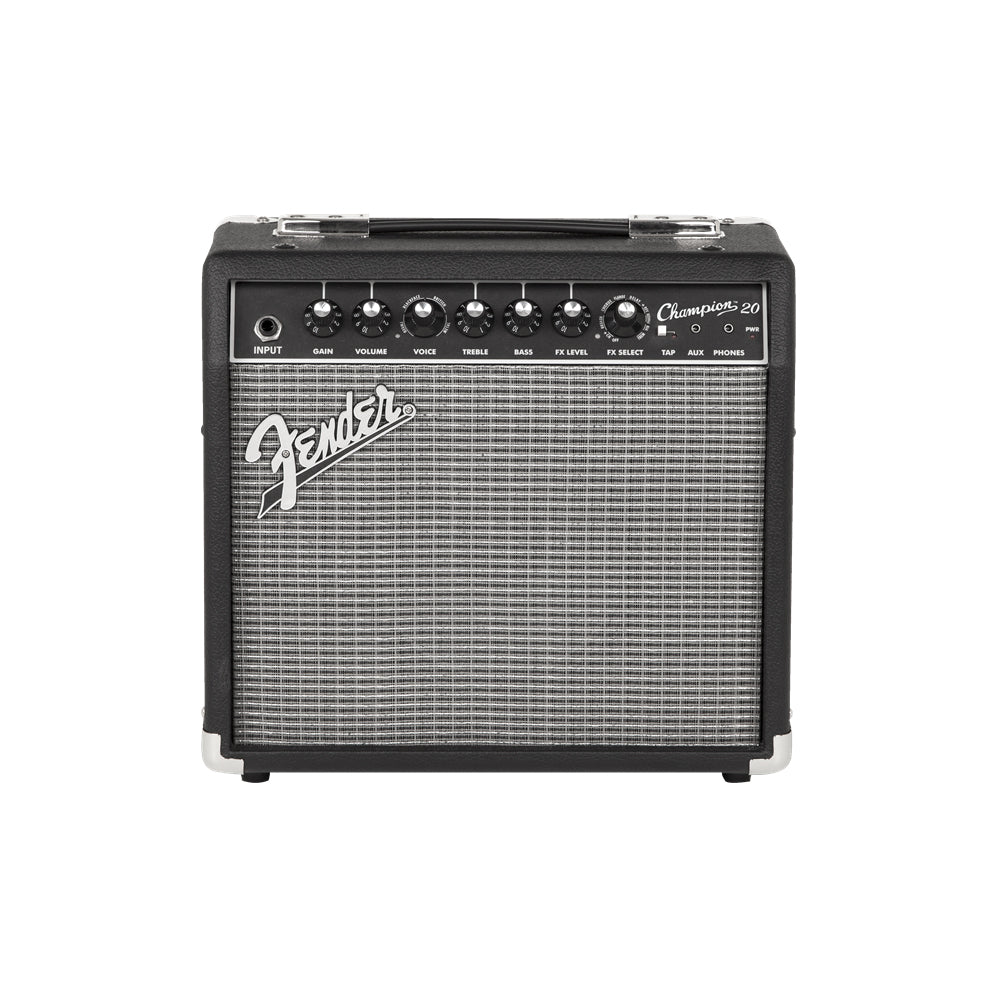 "FENDER CHAMPION 20 1X8"" GUITAR AMP COMBO"