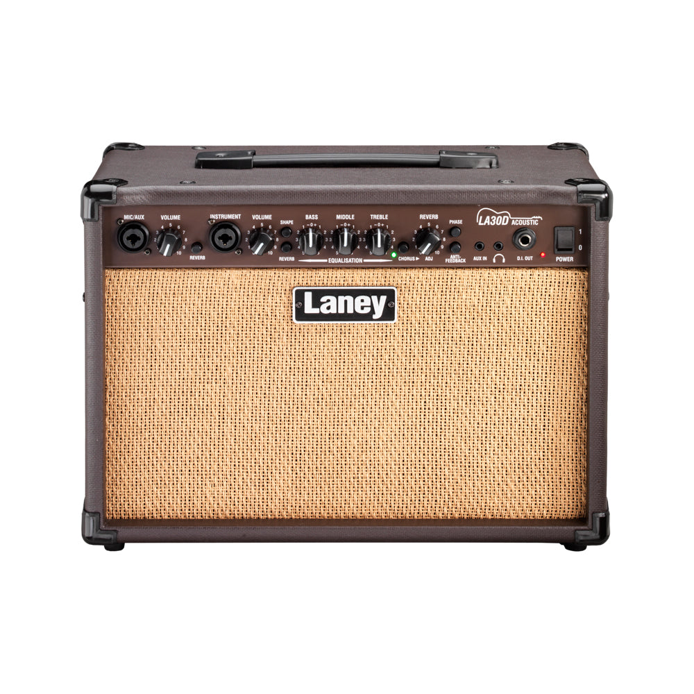 LANEY LA30D ACOUSTIC GUITAR AMP
