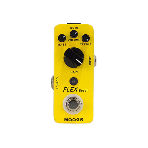 MOOER FLEX BOOST WIDE RANGE BOOST