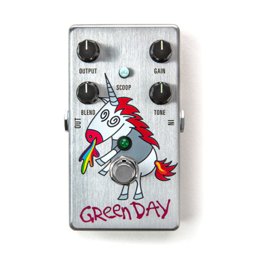 MXR GREEN DAY DOOKIE DRIVE V3 PEDAL