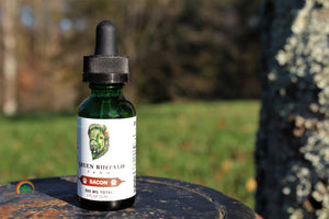CBD Tinctures | Full Spectrum for Pets - Bacon / 300 mg - Tincture