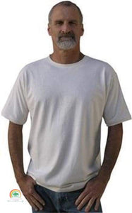 Mens Hemp Clothing | Hemp Shirt | Ultimate in Comfort - Viscose Free! - Natural / Small - Mens Hemp Clothing