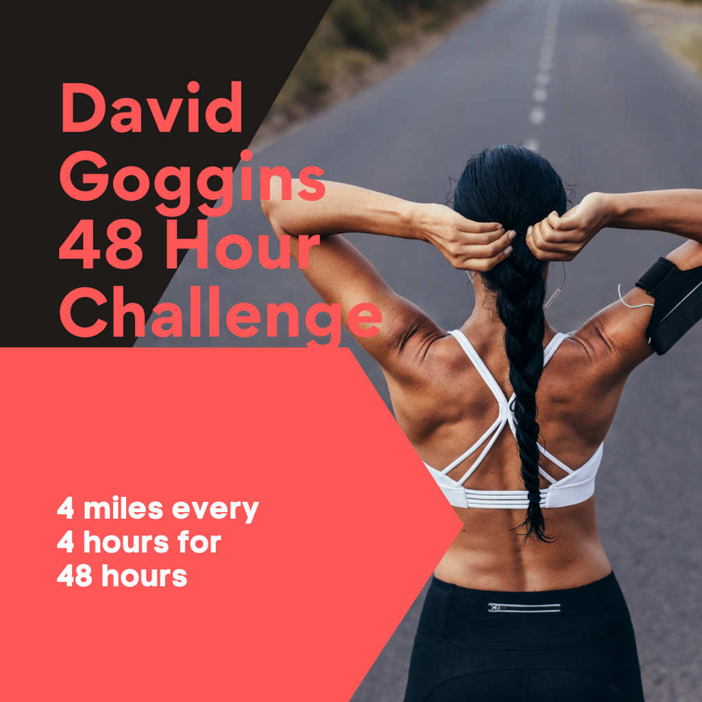 Ways David Goggins' Challenge May Actually Get You Crazy About Running