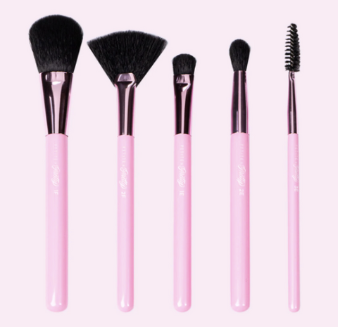 gifts for dancers - petite and pretty makeup brushes
