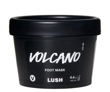 holiday gifts for dancers - lush foot mask