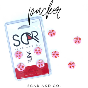 scar and co pack of 4 pucker links