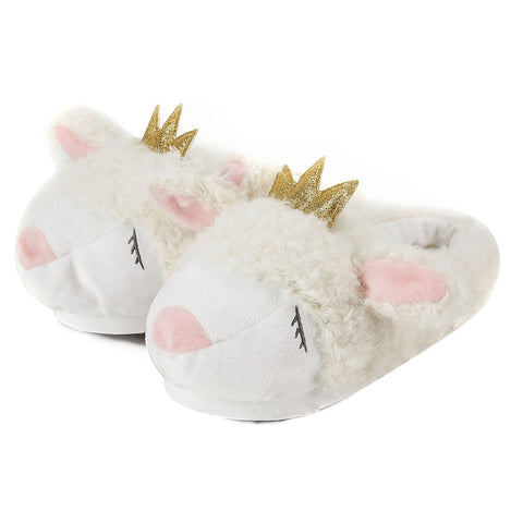 Chaussons Licorne Dormant
