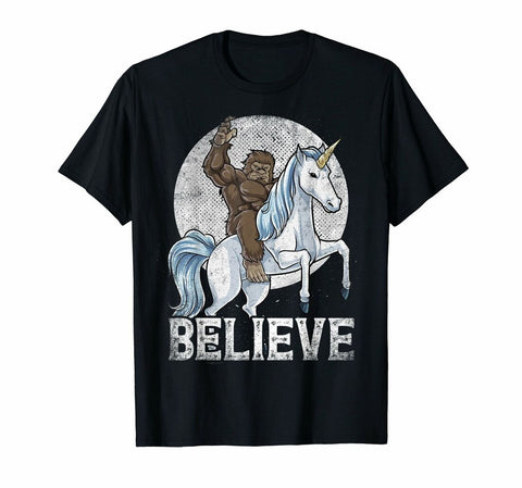 T-Shirt Licorne Bigfoot