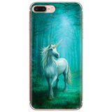 Coque Licorne iPhone Forêt