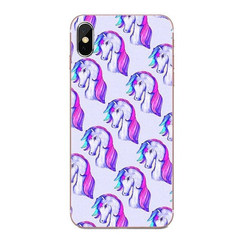 Coque Licorne Iphone Silicone