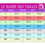 Guide des Tailles Pull Licorne