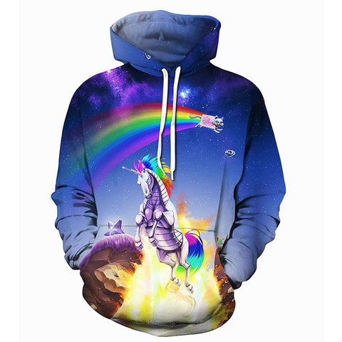 Sweat Licorne Adulte