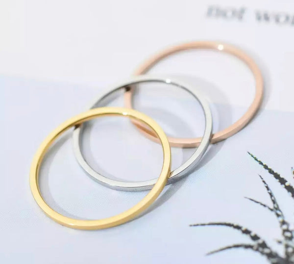 Thumb ring (2 styles)