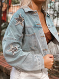 Star of the Show Denim Jacket