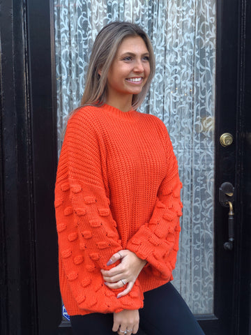 Orange You Glad We Got This Sweater