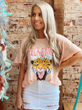 Rock My Soul Peach Tee