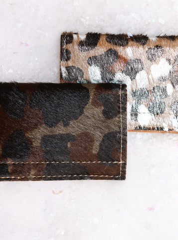 On The Go Leather Wallet