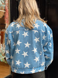 Starstruck Sherpa Denim Jacket