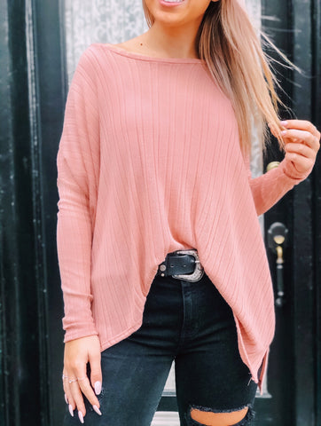 Keep It Casual Mauve Top