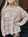 Get Your Stitch Fix Mocha Sweater