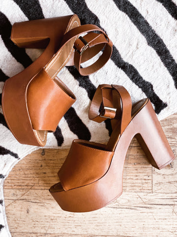 The Perfect Heel for Fall