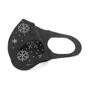 Let It Snow Mask