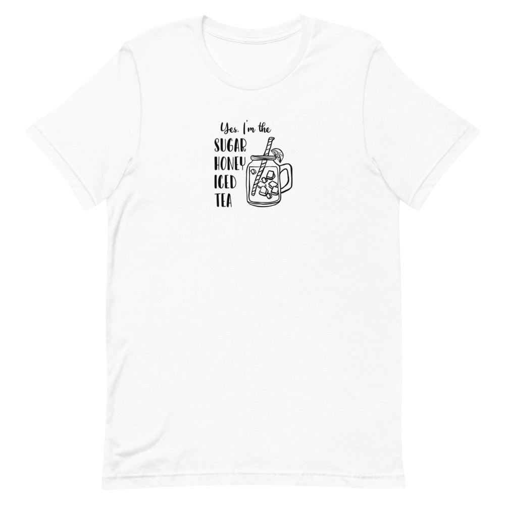 Sugar Honey Iced Tea Short-Sleeve Unisex T-Shirt