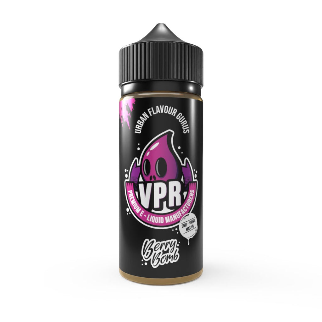 VPR 100ml Berry Bomb