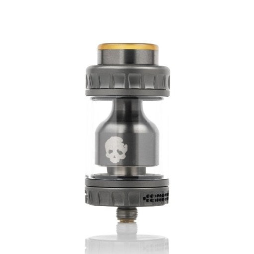 Dovpo Blotto RTA X by Vaping Bogan - Gun Metal