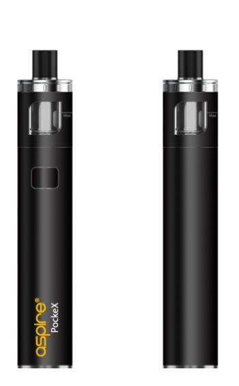 Aspire Pockex All in One Kit - Matt Black
