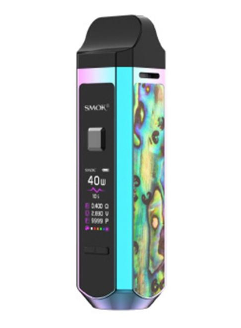 Smok RPM 40 Pod Kit Prism Rainbow