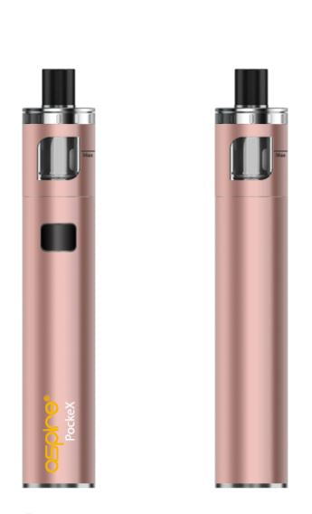Aspire Pockex All in One Kit - Rose Gold
