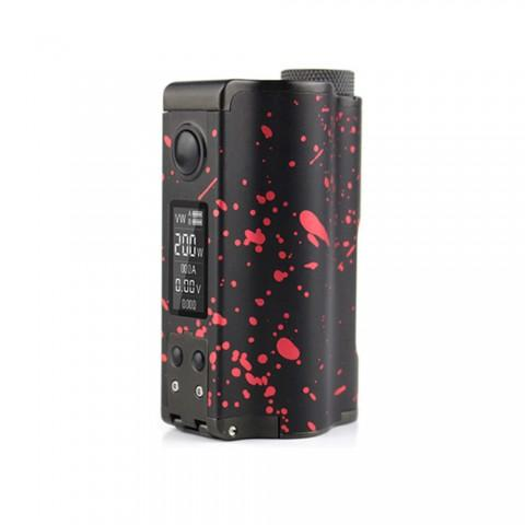 Dovpo Topside Dual Squonk Special Edition - Red