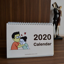 Load image into Gallery viewer, 2020 Loving out Loud Calendar - Desk Calendar