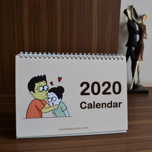 2020 Loving out Loud Calendar - Desk Calendar