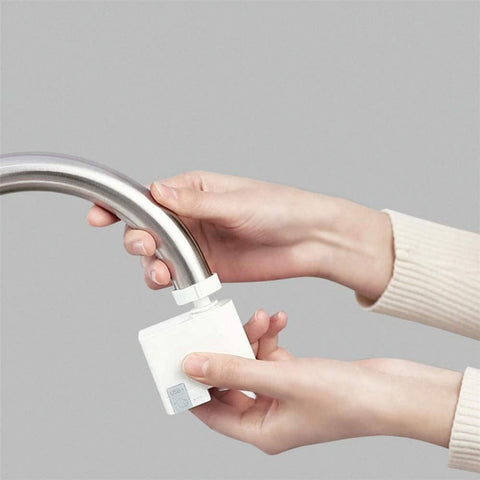 Touchless Automatic Water Tap & Faucet Sensor Adapter for the kitchen or bathroom, at home or the office