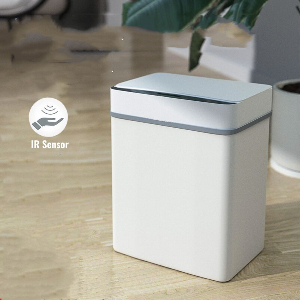 CleanGuardX Touchless Automatic Sensor Bin
