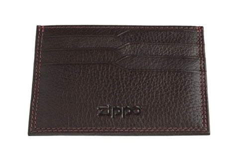 Credit Card Holder Brown