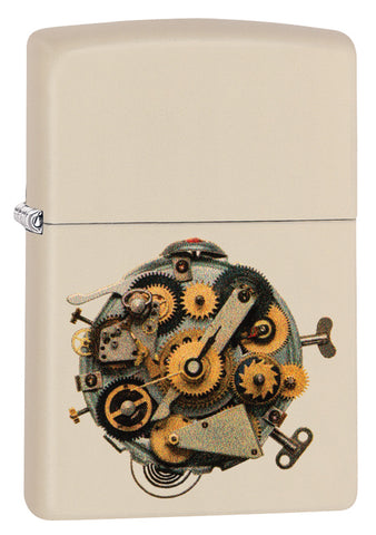 Steampunk Clockwork Design