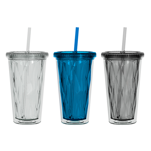 16 oz Spirit Optic Acrylic Tumbler - Case of 24