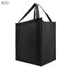 Bag Ban Approved Reinforced Handle Tote Case of 100 pcs